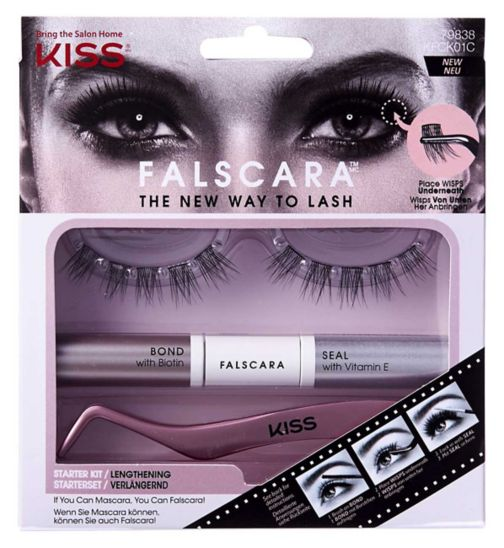 Kiss Falscara Starter Kit