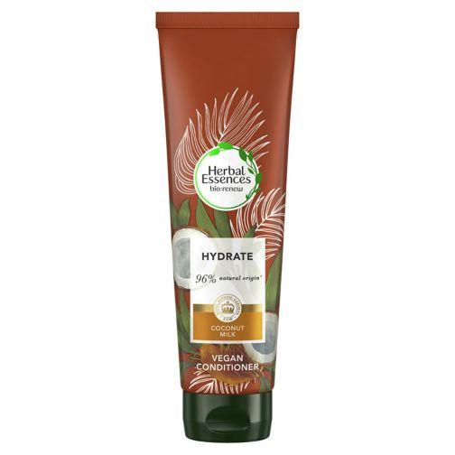 Herbal Essences Coconut Milk Hydrating Vegan Hair Conditioner For Dry Hair 275ml