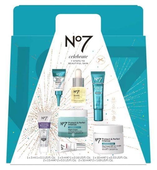 No7 Celebrate 7 Steps To Beautiful Skin