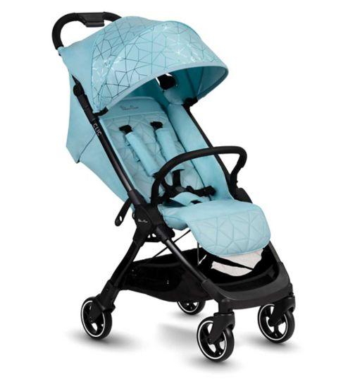 Silver Cross Clic stroller aquamarine