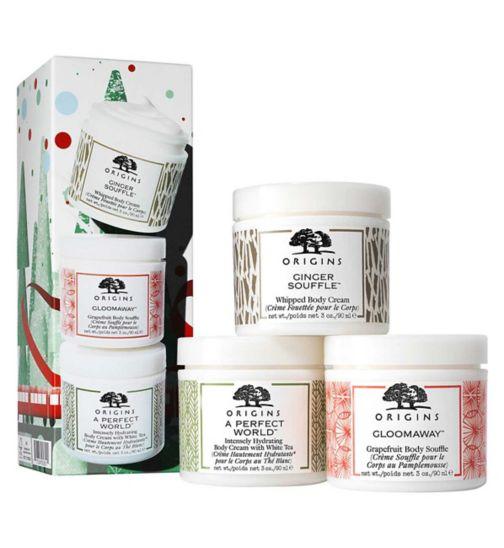 Origins Ultimate Hydrating Body Cream Trio Gift Set