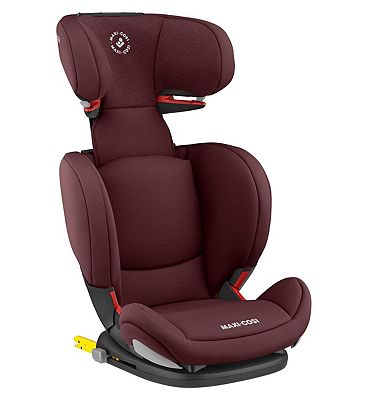 Maxi-Cosi Rodifix Air Protect child car seat authentic red