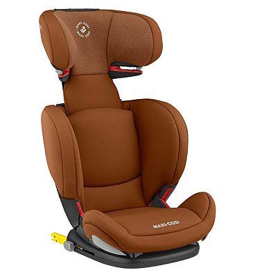 Maxi-Cosi Rodifix Air Protect child car seat authentic cognac