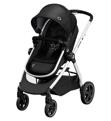 Maxi-Cosi Zelia 2 pushchair essential black