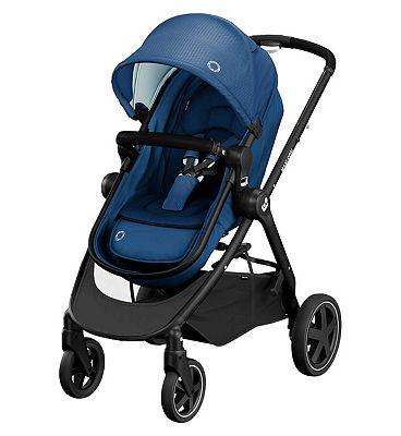 Maxi Cosi Zelia 2 pushchair essential blue