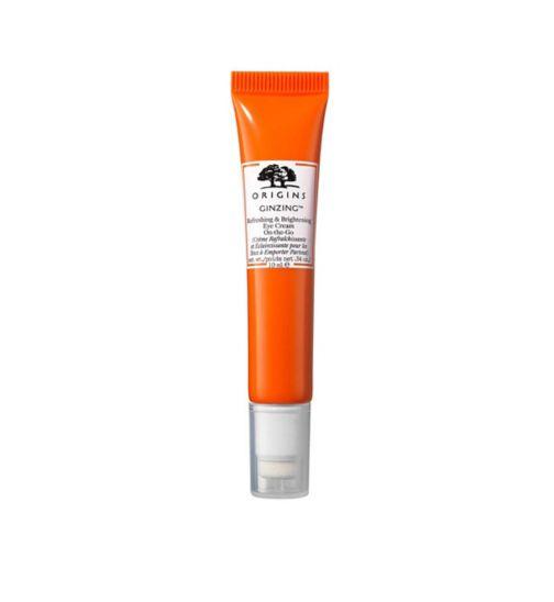 Origins Ginzing™ Vitamin C Eye Cream to Brighten and Depuff On-The-Go - Original 10ml