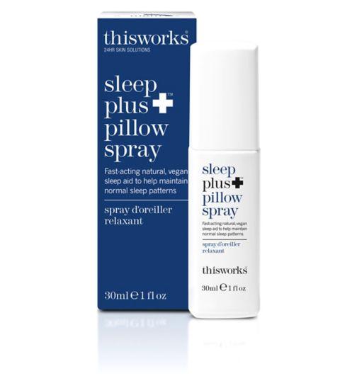 This Works Sleep Plus Pillow Spray 30ml