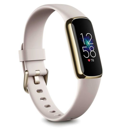 Fitbit Luxe Soft Gold/ Lunar White