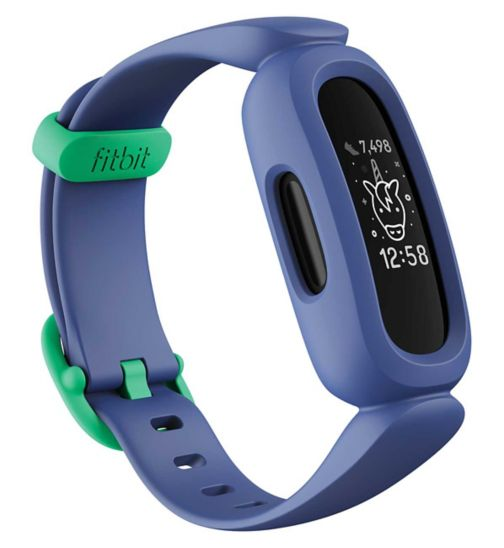 Fitbit Ace 3 Cosmic Blue & Astro Green