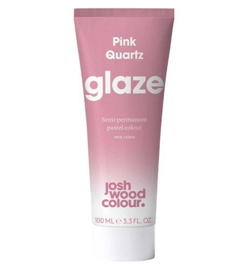 Josh Wood Colour Glaze Pink Quartz