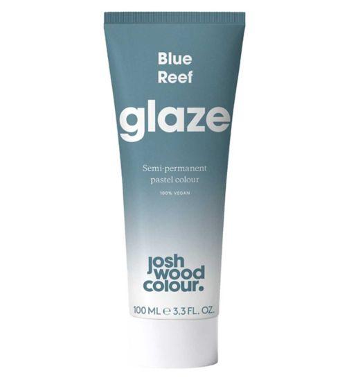 Josh Wood Colour Glaze Blue Reef