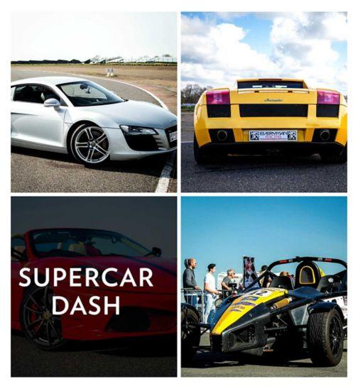 Activity Superstore Supercar Dash