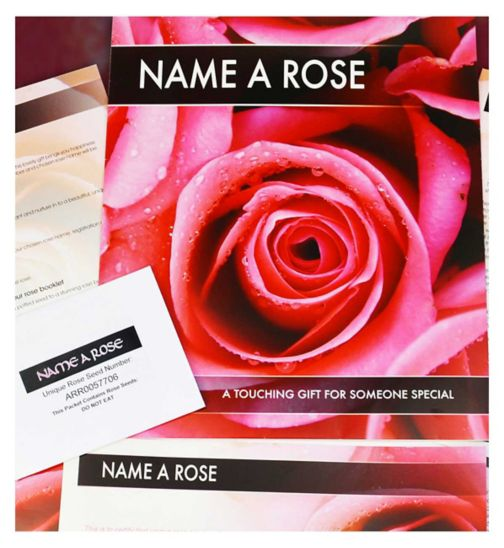 Activity Superstore Find Me A Gift Name a Rose